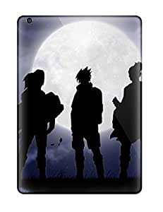 SSUrFtJ7798ZQboz Case Cover Protector For Ipad Air Anime Naruto Shippudens 2009 Case