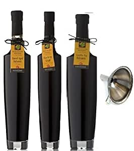 Amazon Com Wine Country Kitchens 3 Variety Pack Barrel