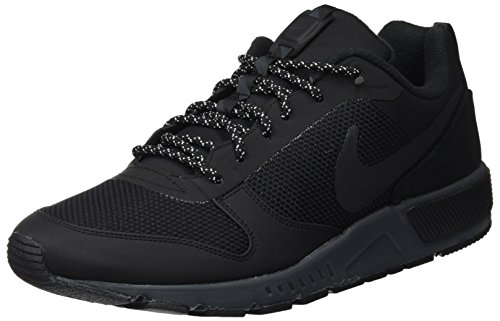 Men Nike Nightgazer Shoes 002 Gymnastics Trail Black Black Black Uqqxnd7rwS