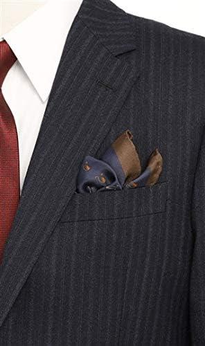 ポケットチーフ【シルク】 SAPRS212