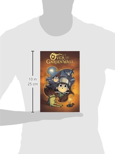 Over The Garden Wall: Tome of the Unknown by Kaboom (Image #3)