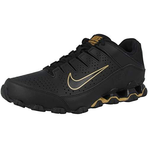 Reax Fitness black Uomo Scarpe Da Tr Nero 8 090 metallic Nike Gold 7dq6wRR