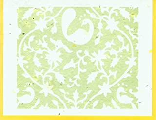 product image for Grow A Note® All Occasion Speckled Yellow Cards 5-Pack