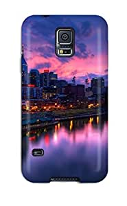 New Premium CaseyKBrown Nashville Usa Skin Case Cover Excellent Fitted For Galaxy S5