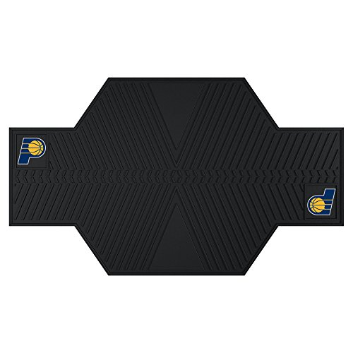 FANMATS 15379 NBA Indiana Pacers Motorcycle Mat by Fanmats