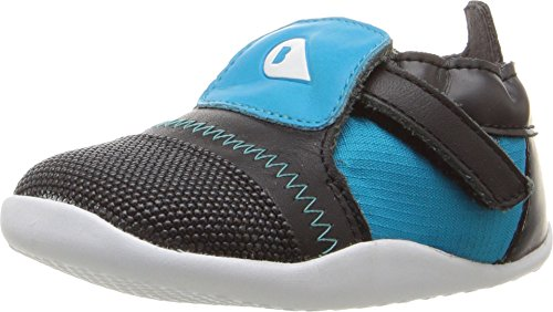 Price comparison product image Bobux Kids Unisex Xplorer Arctic One (Infant/Toddler) Blue/Black Shoe