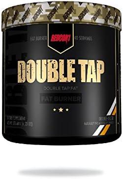 Redcon1, Double Tap, Fat Burner, Orange Crush, 6.23 oz (176.68 g)