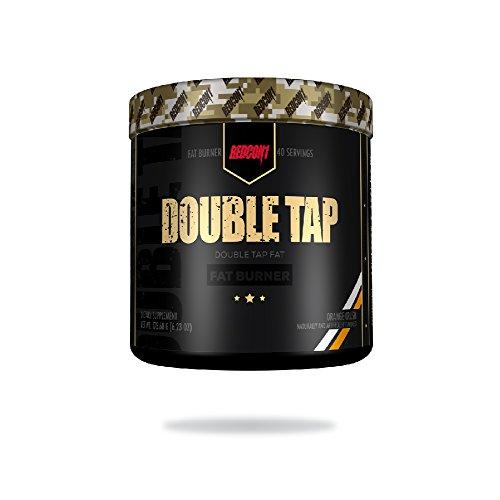 - Redcon1 Double Tap Powder, Orange Crush, 7.09 Ounce