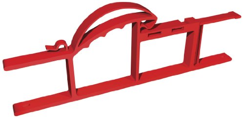 Westinghouse 28593 Light Cord Wrap, Red, Stores 100-Ft of 16