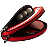 Killerspin Barracuda Table Tennis Paddle Bag - Paddle Case Made Out of Reinforced Padded Polyester Fabric