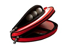 The Killerspin Barracuda Ping Pong Bat Carry Case offers unparalleled style and protection for your table tennis bats and balls! Killerspin's is known for quality and sophistication in the world of table tennis, and Barracuda is no exception....