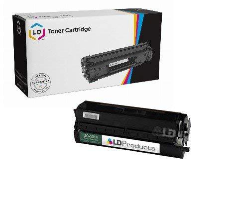 LD Remanufactured Toner Cartridge Replacement for Panasonic UG-5510 (Black) (Panasonic Dx 800 Panafax Fax)