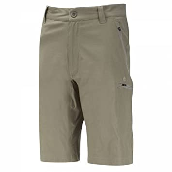 Craghoppers Men Kiwi Pro Long Shorts - Pebble, 30-Inch