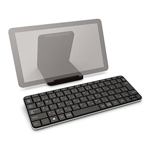 マイクロソフト ワイヤレス Bluetooth キーボード Wedge Mobile Keyboard U6R-00022