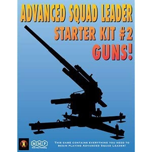 ASL Starter Kit scenario packs  mint complete Rally Point #2 /& #6