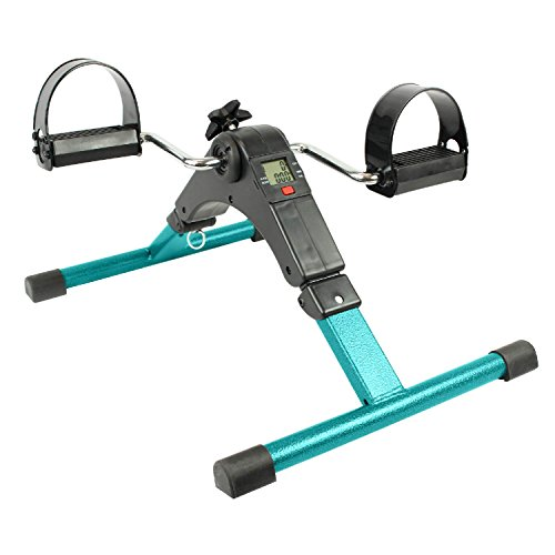 Portable Pedal Exerciser by Vive - Best Arm - Portable Pedal Exercise Machine