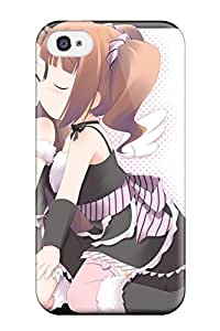 Fashion Tpu Case For Iphone 4/4s- Idolm@ster Defender Case Cover