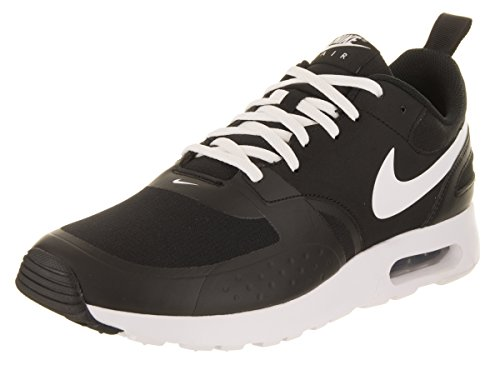 new style 0f062 1afea Nike Men s Air Max Vision Black White White Running Shoe 9.5 Men US