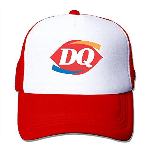 ancatt-dairy-queen-logo-adjustable-snapback-cap-baseball-hats
