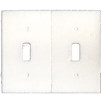 64 Pack Light Switch Gasket Covers, Draft Stopper Foam Insulator Gaskets