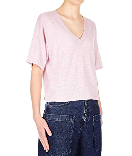 37708ellenlilac Femme Rose Coton T 360sweater shirt TFq5pBcy