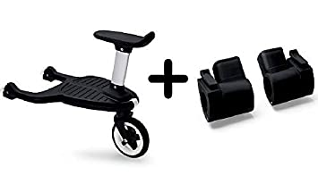 Bugaboo Comfort Wheeled Board with Seat + Bugaboo Comfort Wheeled Board Adapter - Donkey / Buffalo 0352360257823