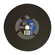 - Norton Cutoff Blade - 14in. Dia, 5,400 RPM, Model# 076607-89359-8