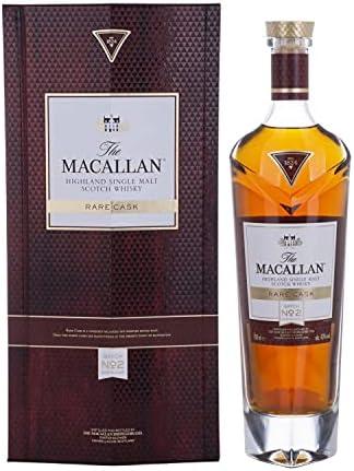 The Macallan Rare Cask Batch No. 2 Release 2019 43% Vol. 0.7L In Giftbox - 700 ml
