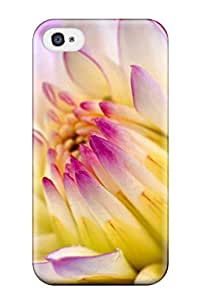 New Arrival Cover Case With Nice Design For Iphone 4/4s- Flower S