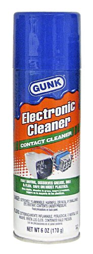 Gunk NM6 Electronic Cleaner – 6 oz.