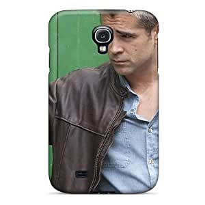 For Galaxy S4 Premium Tpu Case Cover Bodyguard Colin Farrell Protective Case