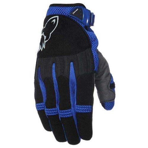 Joe Rocket Men's Big Bang Glove (Blue, Large)