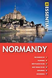 Essential Normandy (AA Essential Guide)