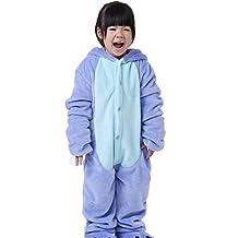 Yimidear Children Cute Animal Onesies Pajamas Cartoon Sleepwear Cosplay Costume