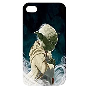 Star Wars Yoda custom Case Cover Custom iPhone for iPhone 5 5s protective Durable case