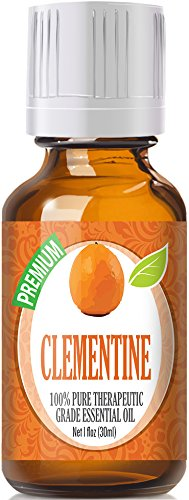 Clementine (30ml) 100% Pure, Best Therapeutic Grade Essential Oil - 30ml / 1 (oz) Ounces