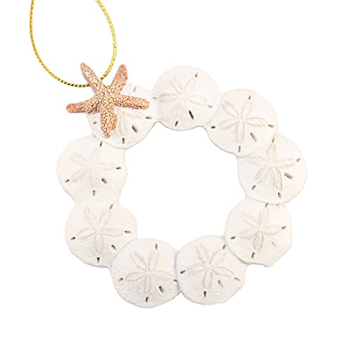 eath Christmas Ornament with Starfish Top (Starfish Christmas Ornament)