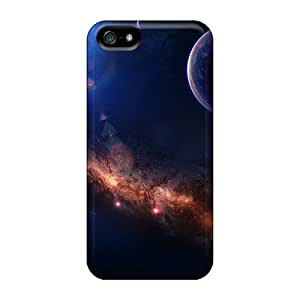 FFi14212mkaS Cases Covers Iphone 5/5s Protective Cases Around The World Space