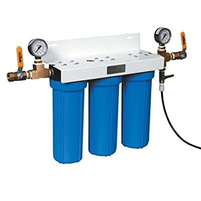 Watts Commercial Filtration System for Ice Machines and Steamers up to 600 Pounds