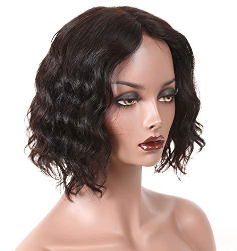 HUA Body Wave Human Hair Wigs for Black Women 100% Brazilian Virgin Hair 10