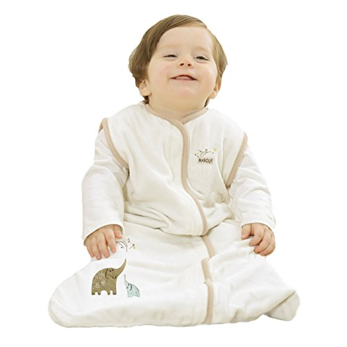 unisex-baby-sleeping-bag-100-cotton-wearable-blanket-creamy-elephant-6-18-months-medium