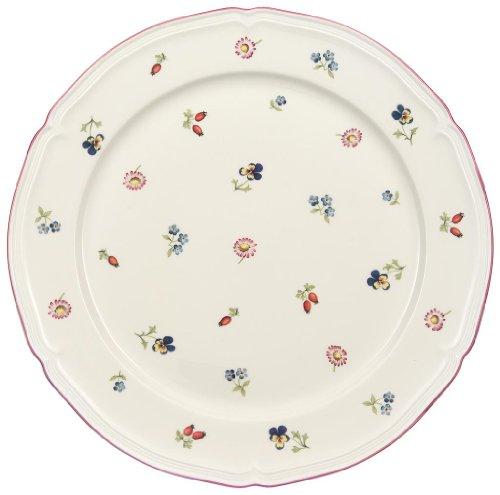 Villeroy & Boch Petite Fleur 12-1/2-Inch Round Platter