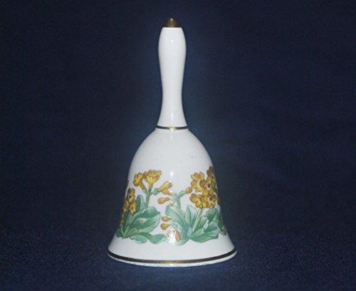 Franklin Mint Alpine Flowers Miniature Bell