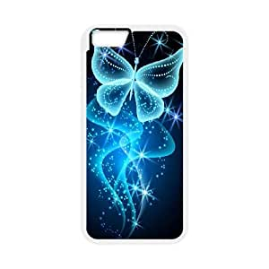 Butterfly Print iPhone 6 4.7 Inch Cell Phone Case White as a gift V2085903