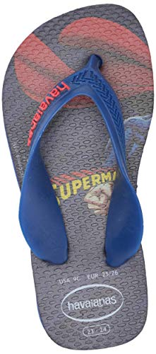 Havaianas Kid's Max Heroes Sandal Flip Flops (Toddler/Little Kid),Marine Blue,23/24 BR (9 M US Toddler) by Havaianas (Image #1)