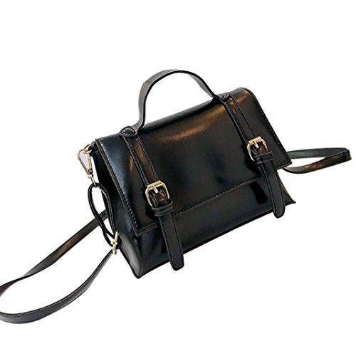 WILLTOO Womens Shoulder Bag Leather Tote Vintage Handbag Crossbody&Messenger Backpack-Gift for Mum/Girlfriend (Michaels Paint Pens)