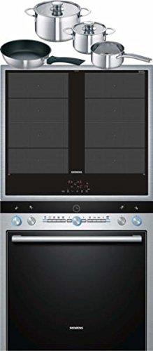 Siemens EQ871EX01B - Horno (Medio, Horno eléctrico, 66 L, 66 L, 30 ...