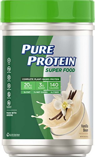 Pure Protein Plant Based Powder Vanilla product image