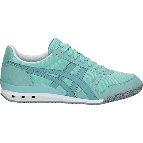 (Onitsuka Tiger Women's Ultimate 81 Shoes 1182A019, Blue Bell/Gris Blue, 9 M US)