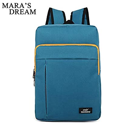 Amazon.com: Maras Dream 2017 Women Men Canvas Backpacks Large School Bags for Teenager Boys Girls Travel Laptop Backbag Mochila: Kitchen & Dining